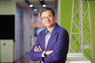 Myntra CEO Ananth Narayanan (in picture) will now report to Flipkart CEO Kalyan Krishnamurthy. Photo: Mint
