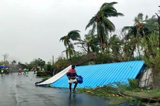 The aftermath of Cyclone Gaja is seen in Tamil Nadu. Photo: Reuters