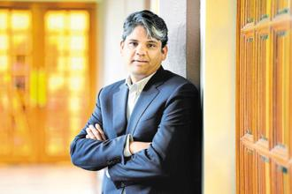 Francisco D'souza, CEO of Cognizant Technology Solutions Corp. Cognizant prioritising profitability over revenue growth had led to heartburn among its investors and analysts. Photo: Mint