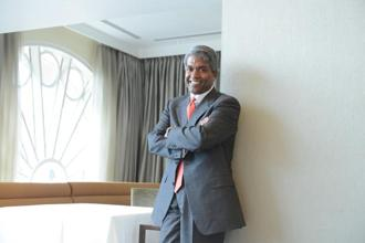 Thomas Kurian will be senior vice-president for Google Cloud. Photo: HT
