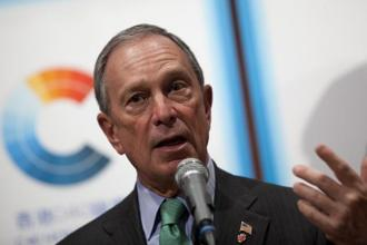 Michael Bloomberg, the former mayor of New York and a potential 2020 presidential candidate, has just donated $1.8 billion to Johns Hopkins University. Photo: Bloomberg