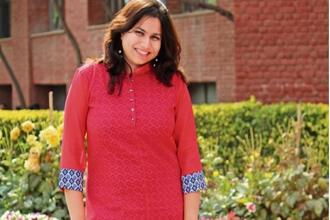 The primary financial goal Ankita Sharma had was to take care of her child's health.