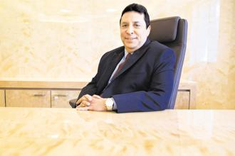 HDFC CEO Keki Mistry. Photo: Bloomberg