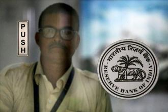 The government does not mind nudging RBI for course correction, given that unlike Sebi or CCI, RBI does not have an appellate authority. Photo: Reuters
