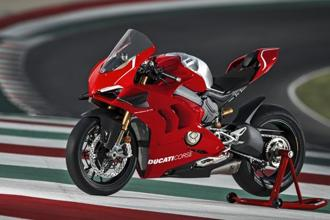 Ducati Panigale V4 R is an ultimate road-legal race bike. Photo: Ducati