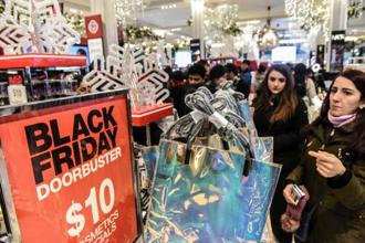 Black Friday refers to the Friday after the Thanksgiving holiday in the US marking the beginning of the shopping season in that country, where shopping is taken as seriously as religion. Photo: Reuters