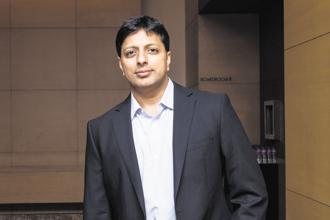 We are very excited about the momentum that we have, says Amazon India head Amit Agarwal. Photo: Aniruddha Chowdhury/Mint