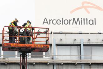Lenders to EPC Constructions are not happy with ArcelorMittal's offer and want more cash upfront as 'a discount of 90% is not acceptable to them'. Photo: Reuters