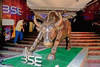 Benchmark indices BSE Sensex and NSE's Nifty 50 traded higher on Monday, following positive cues from global markets. Photo: Mint