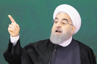Iran President Hassan Rouhani. Photo: Reuters