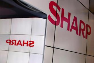 The news of the relocation and the layoffs sent Sharp shares down 5.7% on the Tokyo Stock Exchange. Photo: Reuters