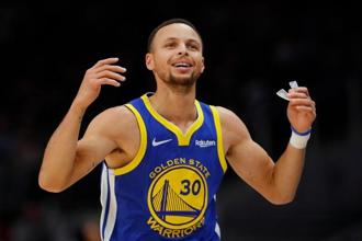 Steph Curry is the highest paid player in NBA. Photo: AFP