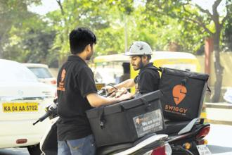 Swiggy's talks on potential acquisitions comes months after its acquired on-demand delivery firm Scootsy in August. Photo: Mint