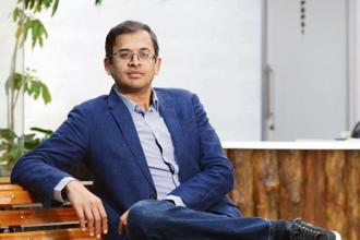 Myntra's chief executive  officer (CEO) Ananth Narayanan. Photo: Mint