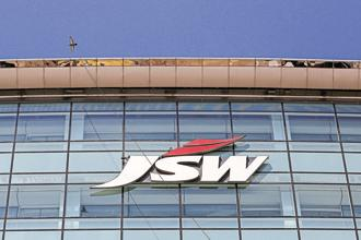 JSW Steel has risen about 12% this year. That compares with a 26% drop in Tata Steel and a 45% decline in SAIL's share price. Photo: Reuters