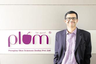 Plum co-founder Shankar Prasad.