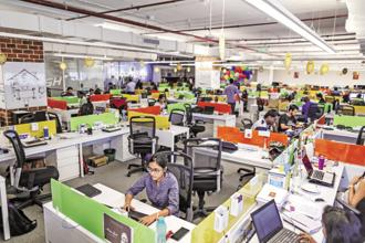 Some of the other Indian companies that feature in the top 15 list include e-commerce company Myntra and Tata Consultancy Services (TCS). Photo: Bloomberg