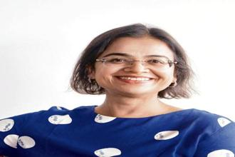 In Photo: Nandini Mansinghka, CEO, Mumbai Angels Network