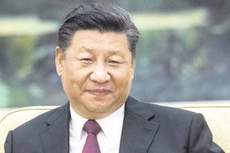 China President Xi Jinping. File photo: AFP