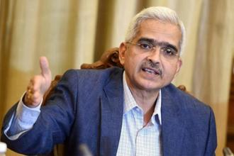 Shaktikanta Das assumed charge as Reserve Bank of India (RBI) governor on Wednesday. Photo: PTI