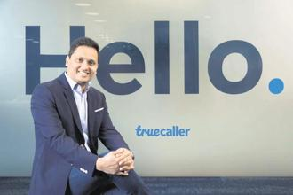 Sony Joy, head of payments and financial services at Truecaller, said the Swedish caller identification app has around 40% of users from tier-II & III cities.