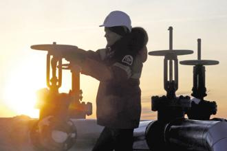 A drop in US crude stocks also boosted oil, which has been riding higher on expectations that Opec oil cuts would rebalance the market in 2019. Photo: Reuters