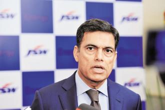 The Sajjan Jindal-run JSW Group is planning to divest a quarter of the promoter holdings in its cement business through a public issue of around Rs 4,500 crore by 2020. Photo: Mint