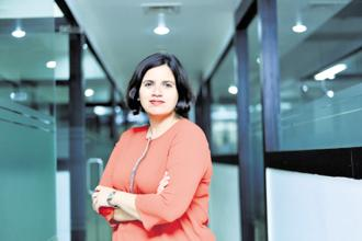 MobiKwik co-founder and director Upasana Taku. Photo: Pradeep Kaur/Mint