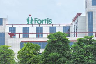 Shares of Fortis Healthcare Ltd on Friday fell as much as 14.3%, its biggest single day fall in eight months, as the news hit the Street. Photo: Mint