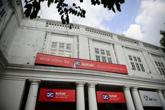 According to the BSE website, the promoter group's stake in Kotak Mahindra Bank stood at 30.02% as on 30 September. Photo: Mint
