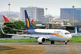 Jet Airways is struggling to keep afloat in a market, which has already seen four smaller airlines going belly up in the last four years. Photo: Abhijit Bhatlekar/Mint