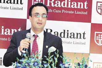 Radiant Life chairman Abhay Soi will helm the entity resulting from the merger of Max India and Radiant Life Care, set to be India's third-largest hospital chain by revenue.