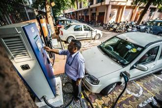 The state governments of Delhi, Karnataka and Telengana unveiled their respective EV policies this year. Photo: Pradeep Gaur/Mint