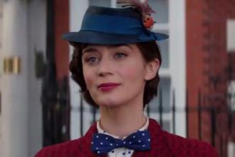 Mary Poppins Returns is a sequel, with the magical nanny – now played by Emily Blunt – returning to the Banks family 25 years after her first visit.