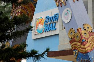 The government and main opposition Congress are locked in a slugfest over the stressed finances of Hindustan Aeronautics Ltd (HAL). Photo: Reuters