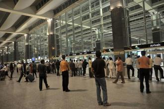 The Kempegowda International Airport, already the third busiest in India . Photo: Aniruddha Chowdhury/Mint