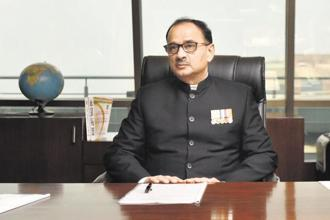 Outgoing CBI director Alok Verma.