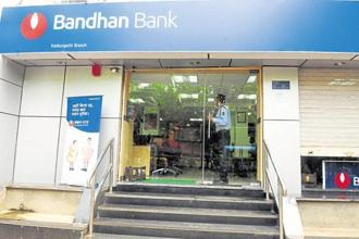 Without naming IL&FS,  Bandhan Bank said it has fully provided for a loan that turned sour in the December quarter. Photo: Mint