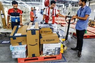 The new policy will not permit exclusive deals on Amazon or Flipkart. Bloomberg