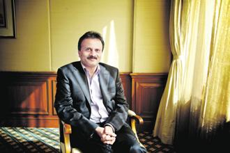 V.G. Siddhartha and his firms—Coffee Day Enterprises Ltd and Coffee Day Trading Ltd—own about 21% in Mindtree. Photo: Priyanka Parashar/Mint