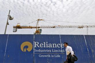 Reliance Industries Ltd (RIL) will declare its Q3 results today. Photo: Reuters