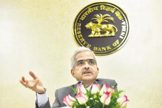 After taking over as the 25th governor of the RBI last month, Shaktikanta Das has been holding meetings with various stakeholders including banks, NBFCs and MSMEs. Photo: PTI