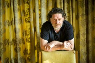 Chef Marco Pierre White is on his maiden trip to India to judge the fourth edition of 'World On A Plate' culinary festival and curate multi-course dinners and master classes. Photo: Aniruddha Chowdhury/Mint