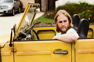 Wyatt Russell plays scruffy, easy-going Dud in 'Lodge 49'.
