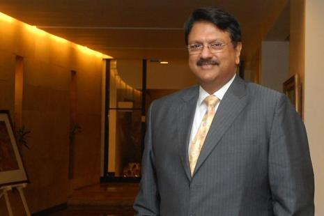 A file photo of Ajay Piramal. Photo: Hemant Mishra/Mint