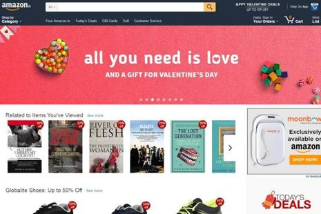 Internet retailer Amazon.in released its annual top picks for the season on Wednesday.