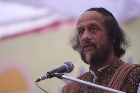 Pachauri, who went on a leave on Thursday from the TERI University after students refused to receive degrees from him, on Friday proceeded on leave from the organization and its governing council. Photo: Hindustan Times