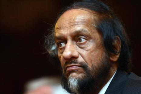 The institute's governing council, which appointed R.K. Pachauri to the post of executive vice-chairman on Monday, had drawn huge criticism from all quarters for its decision. Photo: Bloomberg
