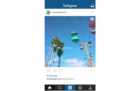 The new feature will allow advertisers to track how their videos are doing on Instagram as compared to other video-hosting platforms.