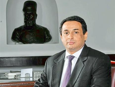 T.V. Narendra, managing director (India and Southeast Asia), Tata Steel.